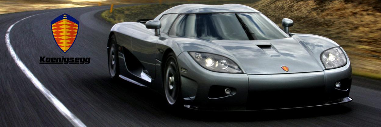 The Koenigsegg CCX